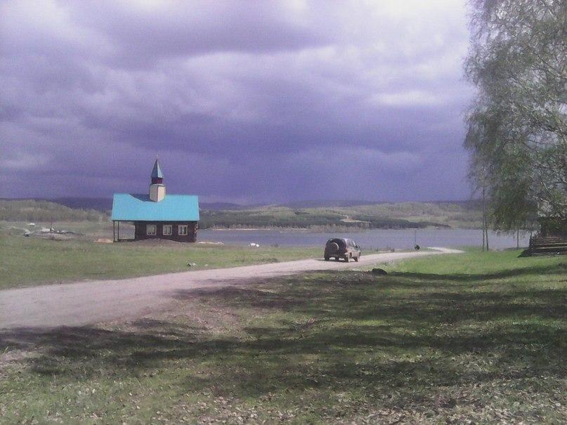 У подножия горы Ауштау (27.05.2015)