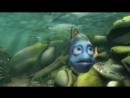 Про любопытную голубую рыбку_