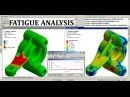 Fatigue Analysis in ANSYS | Fatigue Failure | HCF High Cycle LCF Low Cycle Fatigue Life | GRS |