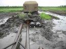 Витязь прет через болота