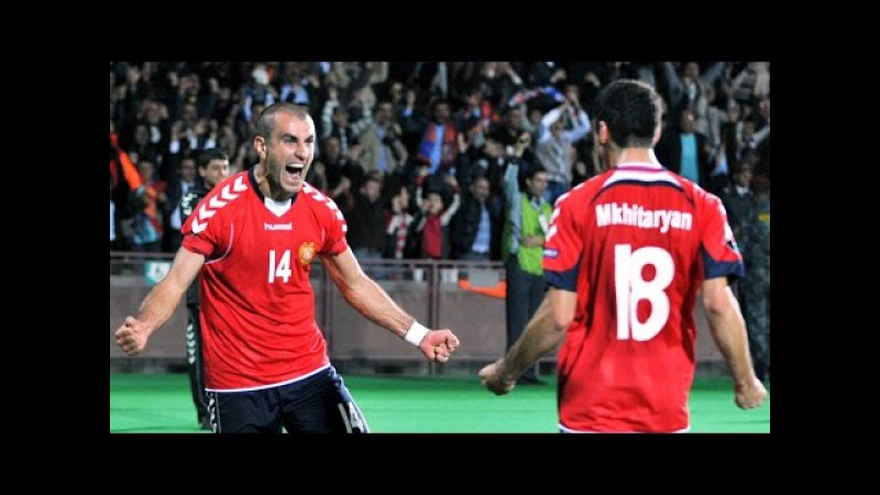 Супер Гол Генриха Мхитаряна в ворота Италии I Henrikh Mkhitaryan - Super Goоl In Italy ᴴᴰ