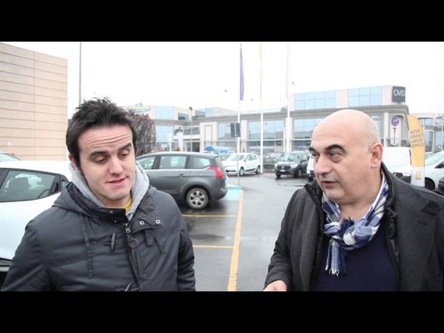 Barzelletta di Gianpaolo Cantoni e Dabò: Il figlio laureato (la Renault)