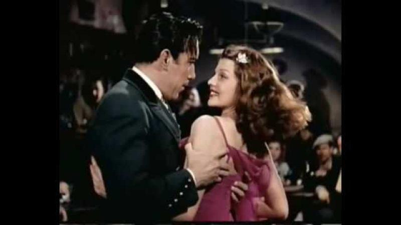 Rita Hayworth Sway Dancing