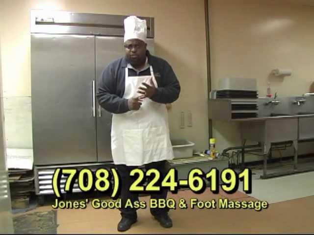 Jones' Good Ass BBQ Foot Massage » Freewka.com - Смотреть онлайн в хорощем качестве