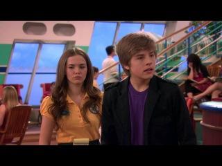 Сериал Disney - Всё тип-топ или жизнь на борту (Сезон 3 Серия 52)