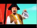 """""""Шарки и Бонс"""" - Тик-так крокодил. Сериал """"Джейк и пираты Нетландии"""" на Канале Disney"""