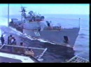 USS Caron getting rammed by the Russians in the Black Sea - Feb 1988