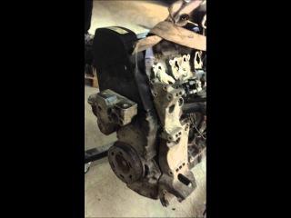 Двигатель AKL, AEH 1,6 1.6 Skoda Шкода Скода Octavia Октавия Октавиа