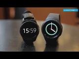 Samsung Gear S2 - обзор круглых часов на Tizen