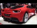 Обзор | 2015 Ferrari 488 GTB (Женева 2015)
