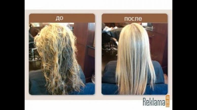 ЧУДО-МАСКА для моих убитых волос