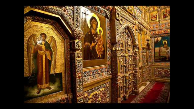 Magnificent russian orthodox song