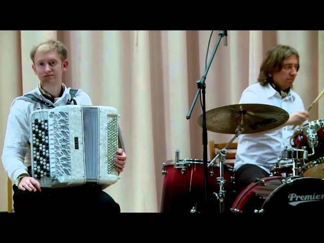 RussBand - V.Monti Chardash/В.Монти Чардаш Russian musicians