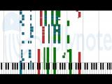 ноты Sheet Music - Katayoku no Icarus - .hack//Liminality