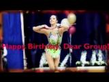 Maria Pavlova Happy Birthday, Dear Group!