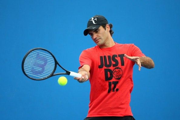 Роджер Федерер интеллектуальный теннис