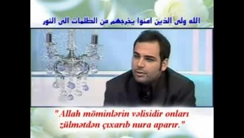 Shie olan vahabi 4cu hisse ( Dr. İsam əl İmad, vahabi məzhəbindən dönərək Şiə olub