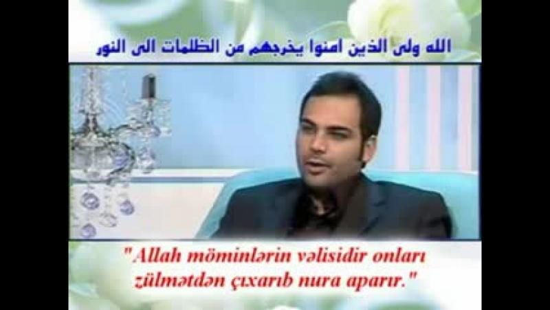 Shie olan vahabi 3cu hisse ( Dr. İsam əl İmad, vahabi məzhəbindən dönərək Şiə olub