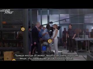 Rus Sub: Дивергент, Глава 3: За стеной: Эксклюзивные кадры со съёмок для MTV.
