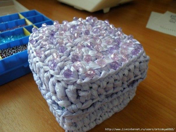 схемы системы отопления частного дома своими руками видео.  Вязание мочалки из полиэтиленовых пакетов Практичное.