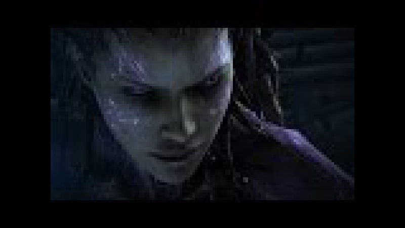 История королевы клинков. | Starcraft 2 | Все видео о Саре Кэрриган