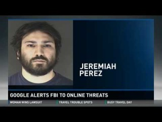 Man threatens police in YouTube comments; Google reports him to FBI