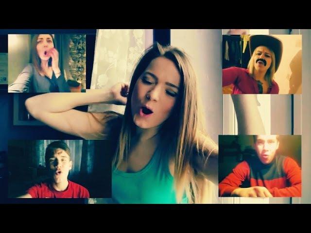 Креативное и оригинальное Видеопоздравление С Днём Рождения!   by SITNYANSKIY