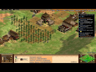 Age of Empires 2 pro games: Nicov, slam, BacT и другие!
