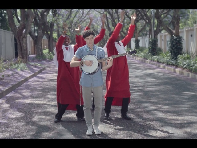 Matthew Mole - Take Yours, I'll Take Mine (OFFICIAL Music Video)