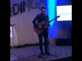 Eli Lieb on Instagram Just came across this video of me performing #LightningInABottle at the @glaad holiday party this past year