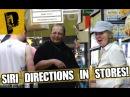 Pranks - Siri Directions In Stores Prank!! ft. JStuStudios