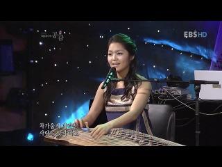Корейские девушки исполняют песню миллион алых роз 2014