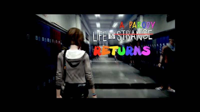 Life is a Parody Part 2 - Life Is Strange - Funny moments