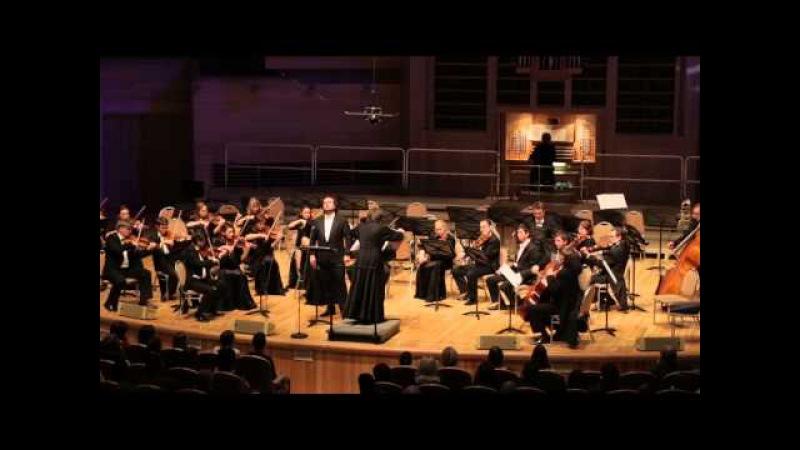 Bach. Ich habe genug. Conductor Metropolitan Hilarion Alfeyev