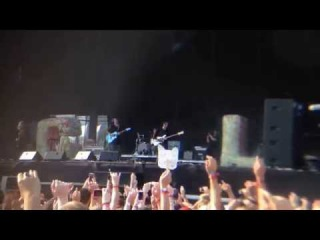 GroupLove - Tongue Tied Live at Lollapalooza 2014 (Chicago)