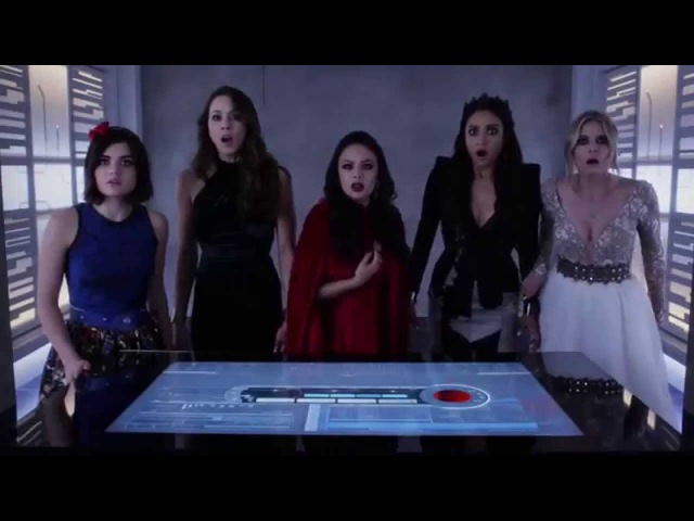 Pretty Little Liars - Cece Is A Reveal - 6x10 Game Over, Charles [Summer Finale]