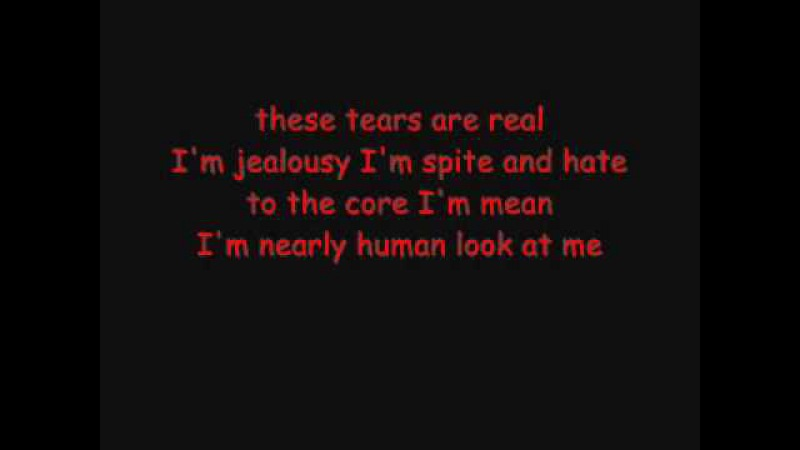 Voltaire - Almost Human (Lyrics)11 апр. 2010