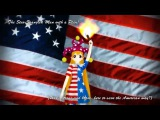 【Touhou MMD】Captain Clownpiece - The Star Spangled Girl【東方】