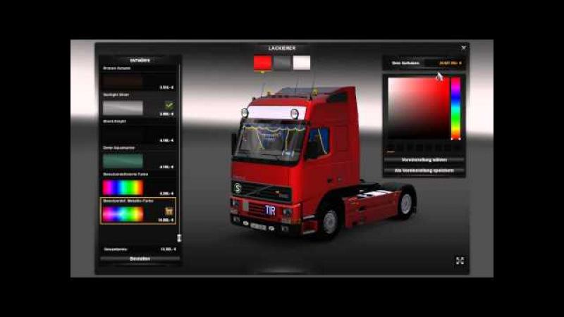 [ETS2 v1.18.1.3] Volvo FH12 (4 Cabins, Addons, 4x Interior, Wheels)