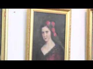 Репортаж литовского телеканала «Gerų naujienų TV» об открытии выставки работ Ю. Пэна в Зарасае