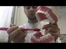 Врач: Как правильно чистить зубы зубной щеткой