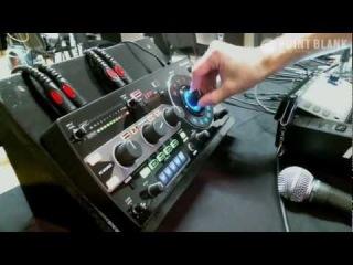 Friday Forum Live! 28.09.12 - DJ FX Tricks with the Pioneer RMX 1000