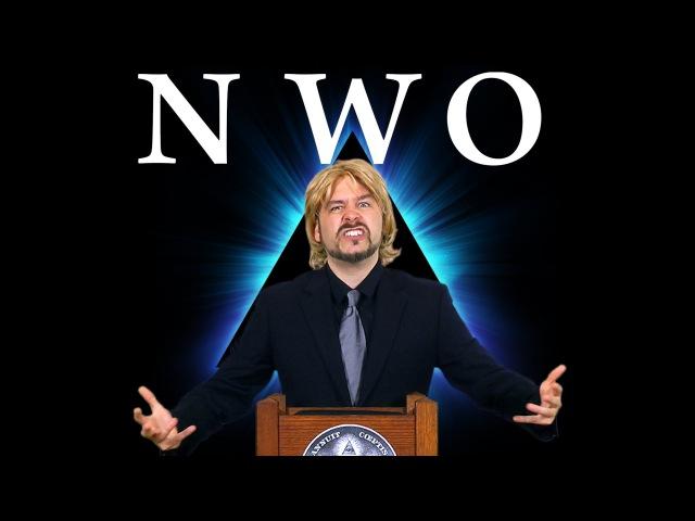 The New World Order - with Russel Brand Bill de Berg (RAP NEWS 30)