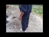 Сирия Страшная казнь