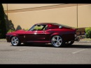 1967 Ford Mustang Fastback Eleanor Build