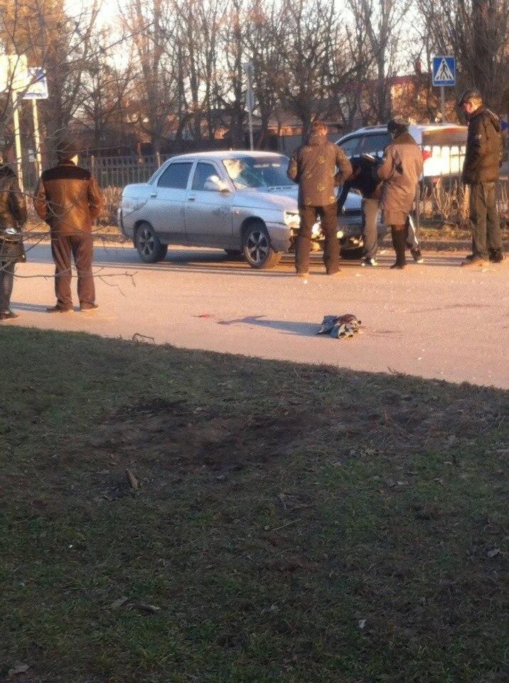 В Таганроге водитель «десятки» насмерть сбил пенсионеров на пешеходном переходе