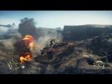 Mad Max Безумный Макс Прохождение №4 (часть 1)