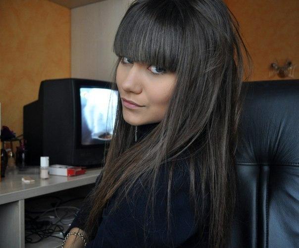 пепельно коричневый цвет волос фото:
