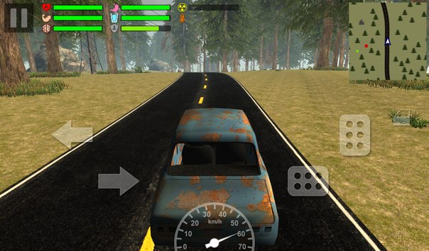 the survivor rusty forest mod apk android