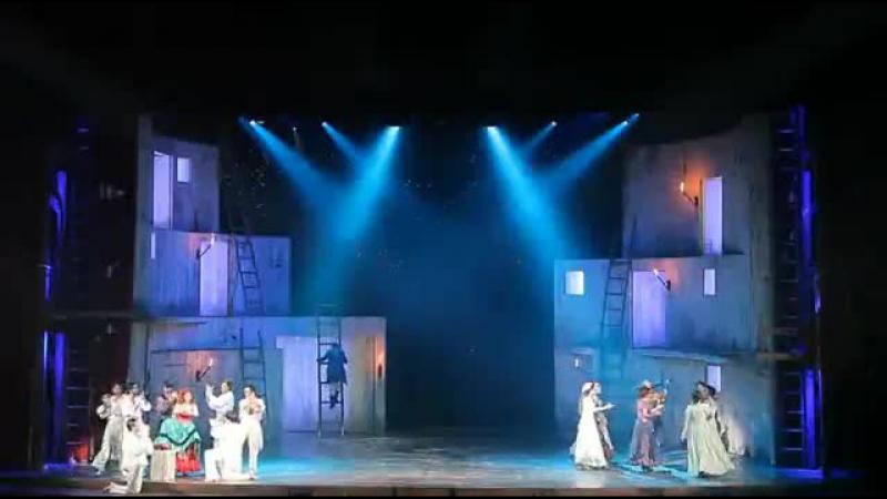 ZORRO (мюзикл, 2 акт)
